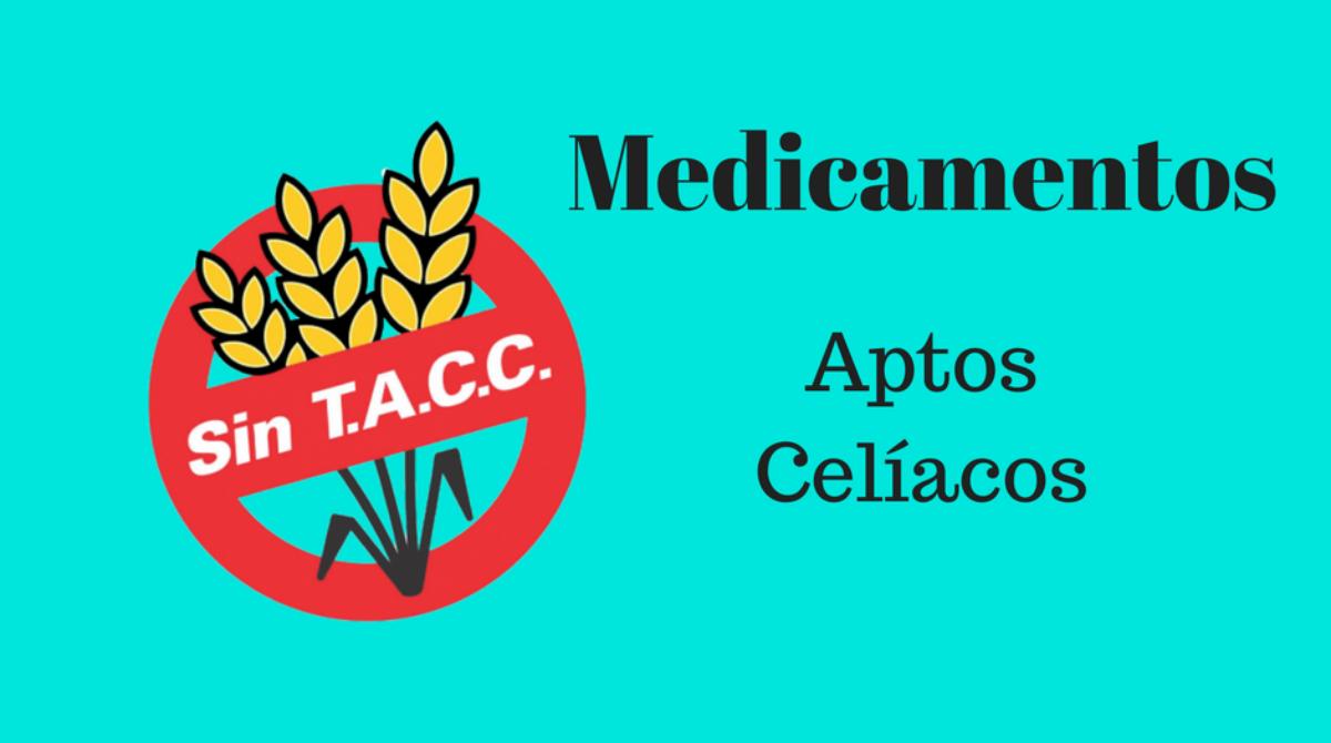 Medicamentos Aptos para Celíacos
