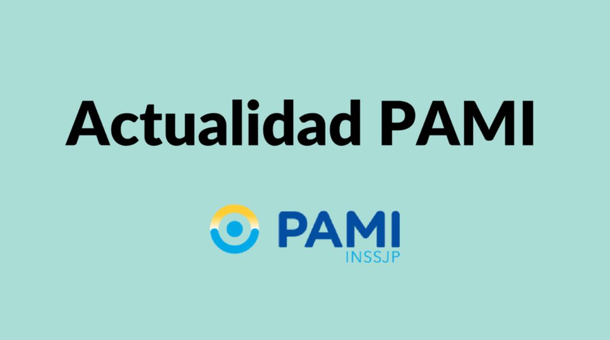 Actualidad PAMI