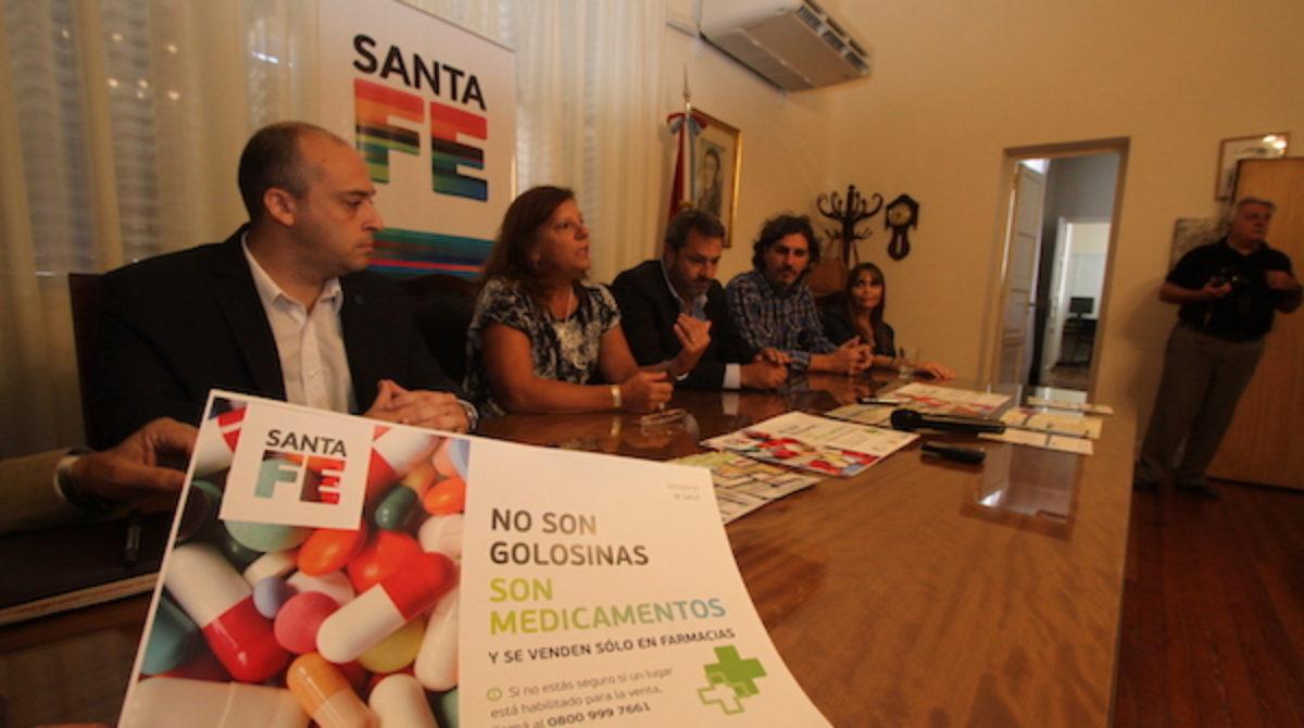 """Lanzamiento Campaña """"Los Medicamentos no son golosinas"""""""