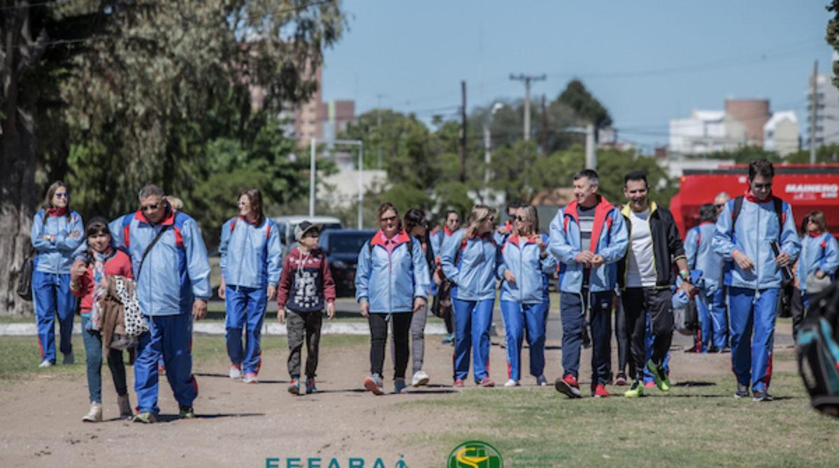 Fotografías del XII Encuentro Deportivo La Pampa, Octubre 2017
