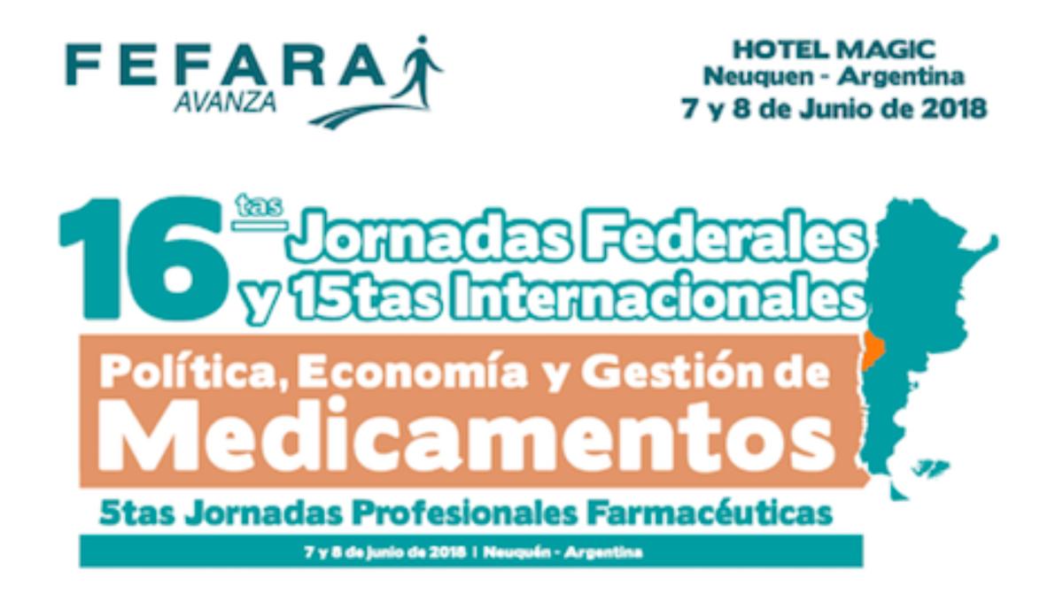16tas Jornadas de Política, Economía y Gestión de Medicamentos