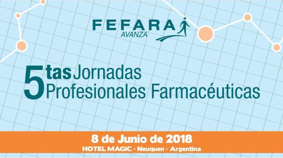 5tas Jornadas Profesionales. Año 2018 – Neuquen