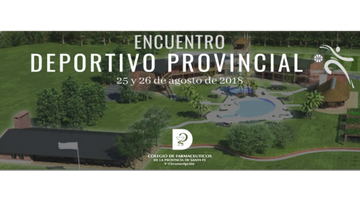 Encuentro Deportivo Provincial