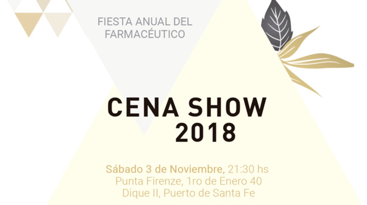 Fiesta Anual del Farmacéutico 2018