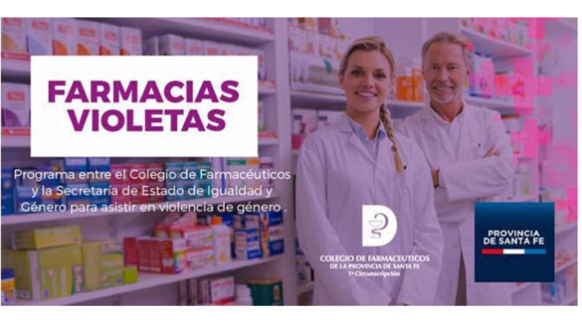Farmacias Violetas